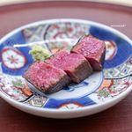 94442559 - 信州和牛のミスジの蒲焼き