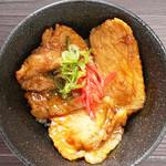 10、帯広名物! 北海道産豚丼