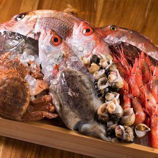 絶対に食べてほしい!新潟の魚介の美味しさに感動して下さい!