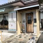 ユイットカフェ - 入り口付近