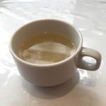 中之島ミューズ - スープ