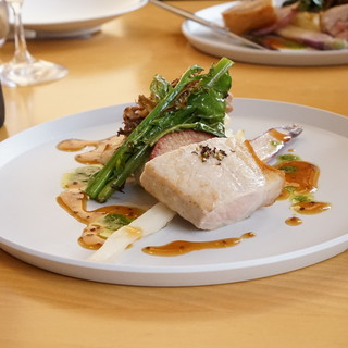 Ristorante Tremolo - 料理写真:白金豚のロースト