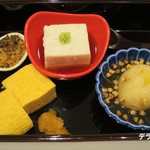 蕎麦 あららぎ - 料理写真: