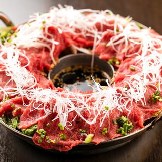 肉鍋を2980円~リーズナブルに堪能できるプランが登場!