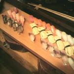 だいこんの花 - お寿司色々