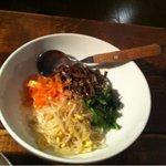 韓国家庭料理 天 - %E3%83%93%E3%83%93%E3%83%B3%E3%83%91