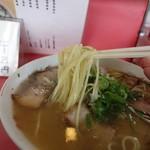 大島軒 - 麺リフト