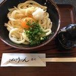 さぬきうどん讚州 - 料理写真:釜玉@530円税込