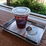 トラックコーヒー - ドリンク写真: