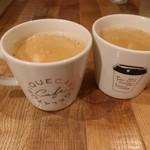 gelato pique cafe bio concept - コーヒー
