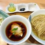 94454025 - つけ麺(濃厚昆布鰹水出汁)