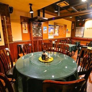 完全個室テーブル席50名様まで
