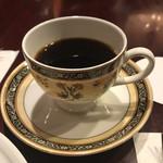 ステーキ オクソン - コーヒー