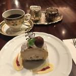 ステーキ オクソン - デザート