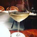 ステーキ オクソン - ワイン(白)