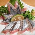 田吾作 - 秋刀魚刺身
