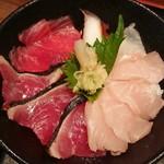 魚菜酒笑 吉 - おまかせ海鮮丼
