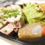 洋食コノヨシ - 塩レモンマスタードソース