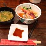 目利きの銀次 - ☆海鮮丼ランチ☆