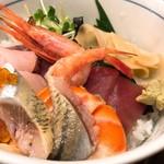 目利きの銀次 - ☆海鮮丼☆