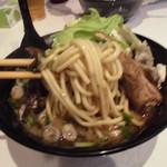 麺王  - 熊本キャベツラーメン730円