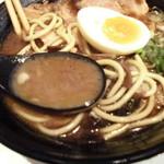 麺王  - 熊本チャーシュー麺880円