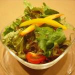 カフェ ドグレース - サラダ