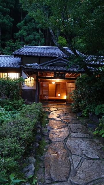 の 宿 山里 京都