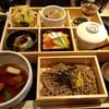 ゆず庵 - 料理写真:松花堂ランチ  これにデザート飲み物付きます。1280円(税抜)
