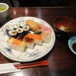 箱寿司 - おすすめセット