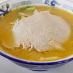 宇宙軒 - 料理写真:味噌ラーメン