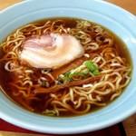 しぶや - 料理写真:550円のラーメン