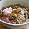 仲佐 - 料理写真:キノコ蕎麦