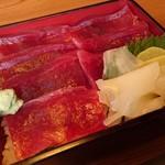94469342 - 鉄火丼…税込1750円