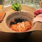 拉麺 成 - エレガントな煮干拉麺780円