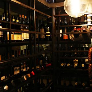 イタリアワインの趣
