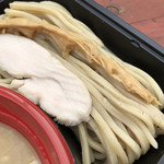 特級鶏蕎麦 龍介 - 自家製麺(大つけ麺博2018第2陣)