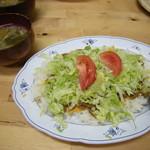 大衆食堂ミッキー - タコライス