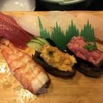 いまり海の郷 玄海丸 - こんな寿司やった