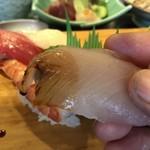 いまり海の郷 玄海丸 - 身厚のヒラス