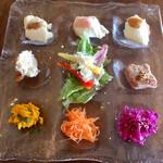 KINARI - 料理写真: