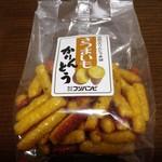 かどの駄菓子屋フジバンビ - 料理写真: