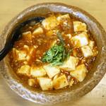 いちゃん - 麻婆豆腐定食 ¥700