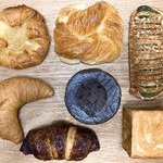 清里ベーカリー - 料理写真:今回買ったパンです。