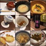 あなごと日本酒 なかむら - 色々