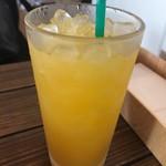 グリーンルーム ダイニング&カフェ - マンゴージュース