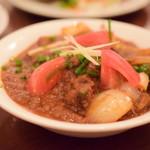 インド&パキスタンレストラン スルターン - 料理写真:ラムドピアザカレー@1,250円