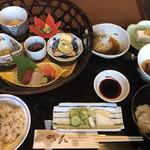 緑苑 - 料理写真:和楽膳