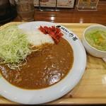 Nakaei - カレー・野菜スープ