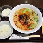 94486991 - ランチ:担々麺